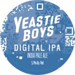 Digital IPA Keg Badge
