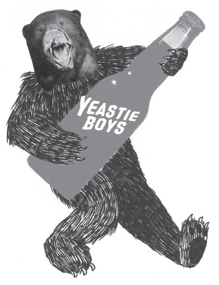Yeastie Bear