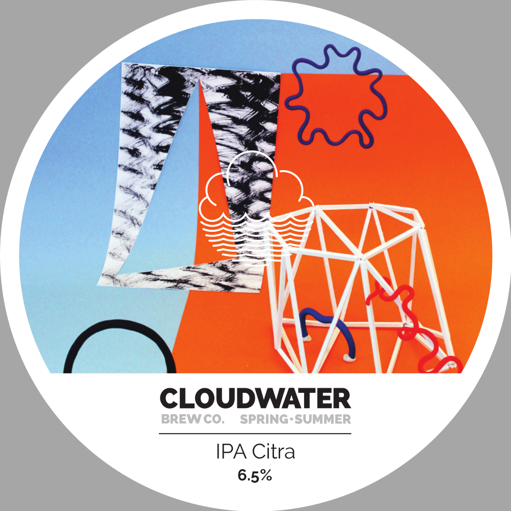cloudwater ipa citra jolly good beer. Black Bedroom Furniture Sets. Home Design Ideas
