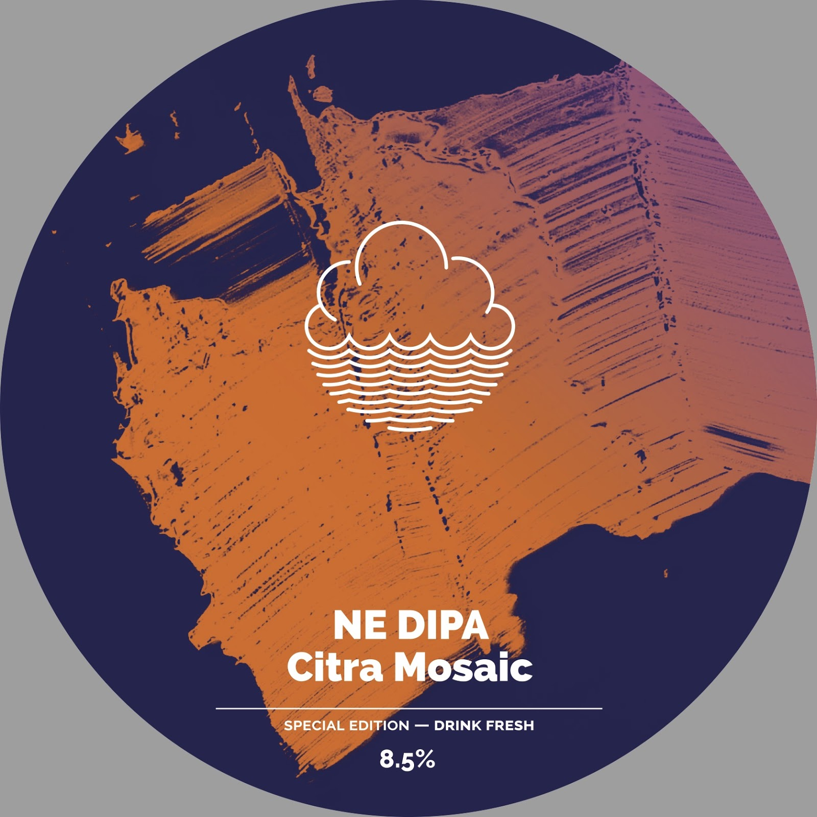 cloudwater ne dipa citra mosaic jolly good beer. Black Bedroom Furniture Sets. Home Design Ideas